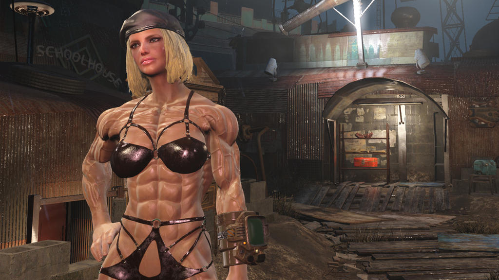 Normal map mod for jane bod released!!! by Tigersan on