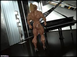 High Class Muscle by Tigersan
