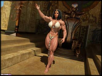 Nefretete remaster by Tigersan