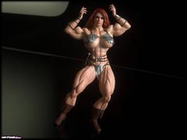 Red Sonja BIG by Tigersan