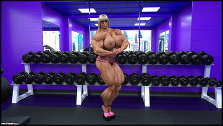 Michelle B Topless Mandatories by Tigersan