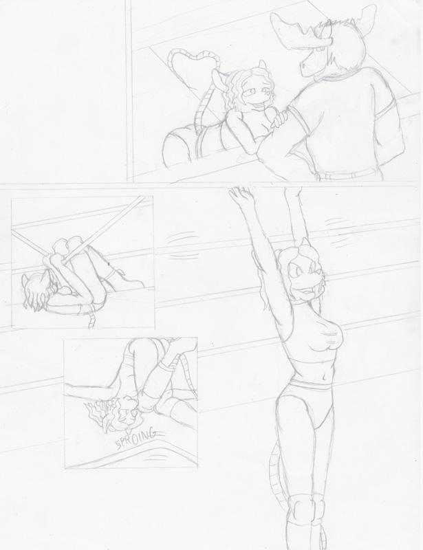 Sketch-A-Day - RvsR 2 by Wildcarp