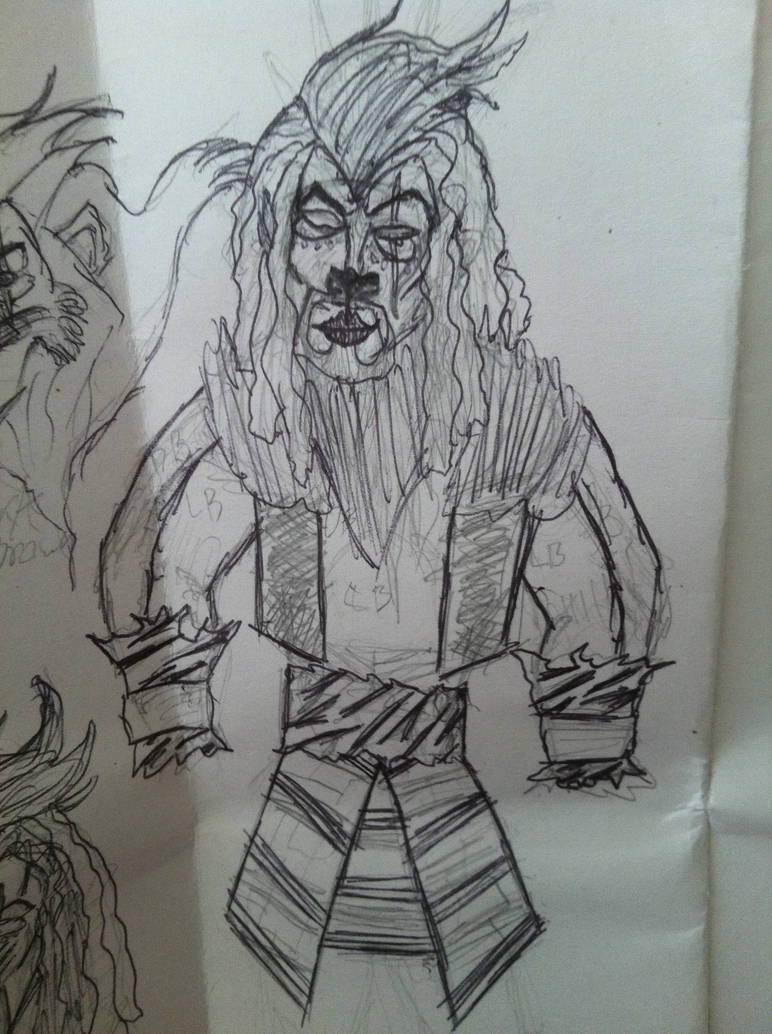 Scar Cosplay Concept Art 1 By Reno Of The Turks On Deviantart