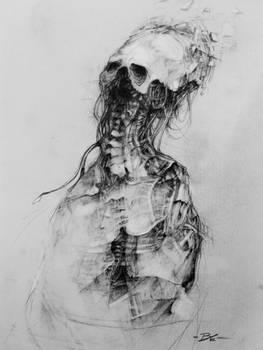 Figure-skull
