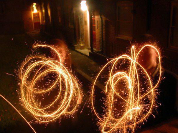 Fireworks by Grwobert