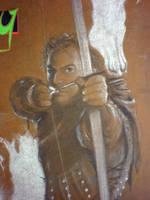 Robin Hood by Grwobert