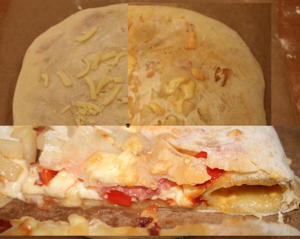 Pizza Calzone homemade style by UrsusVanDraco