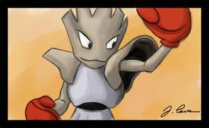 Hitmonchan by pokemon-master