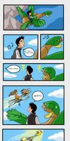 Flying Pokemons