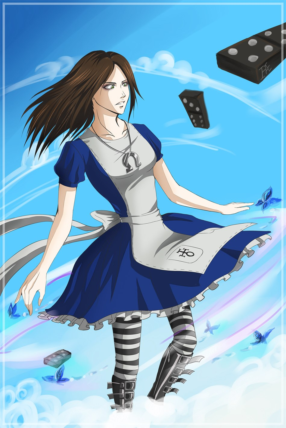 Alice by Hitrius