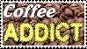 Coffee Addict Stamp by Kate419882