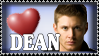 Dean Winchester Stamp by Kate419882