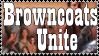 Browncoats Unite Firefly Stamp by Kate419882