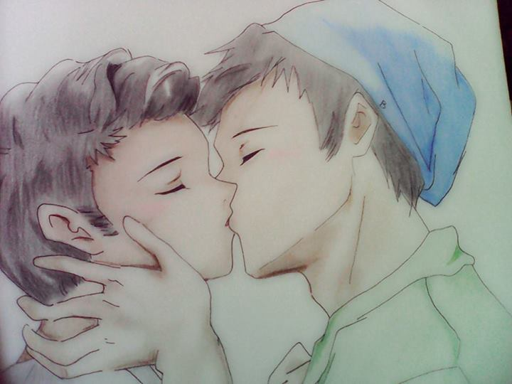 so kiss me by ThisGirlNeverLearn