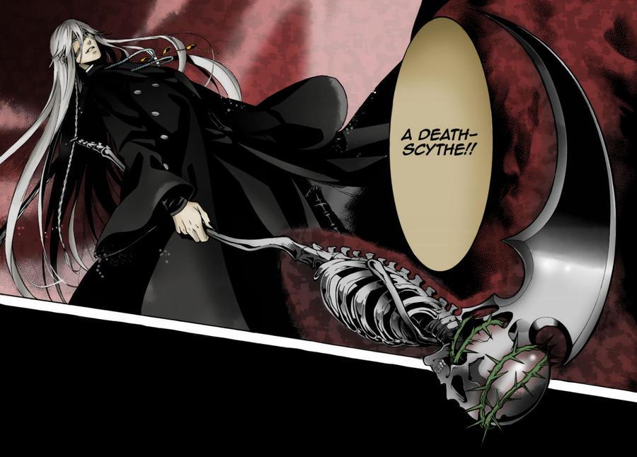 Kuroshitsuji Ch61: The Scythe by kayts99