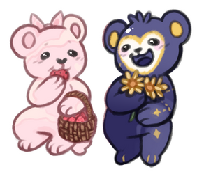 BF1-001: A BEAR'S LIFE + Gift Art