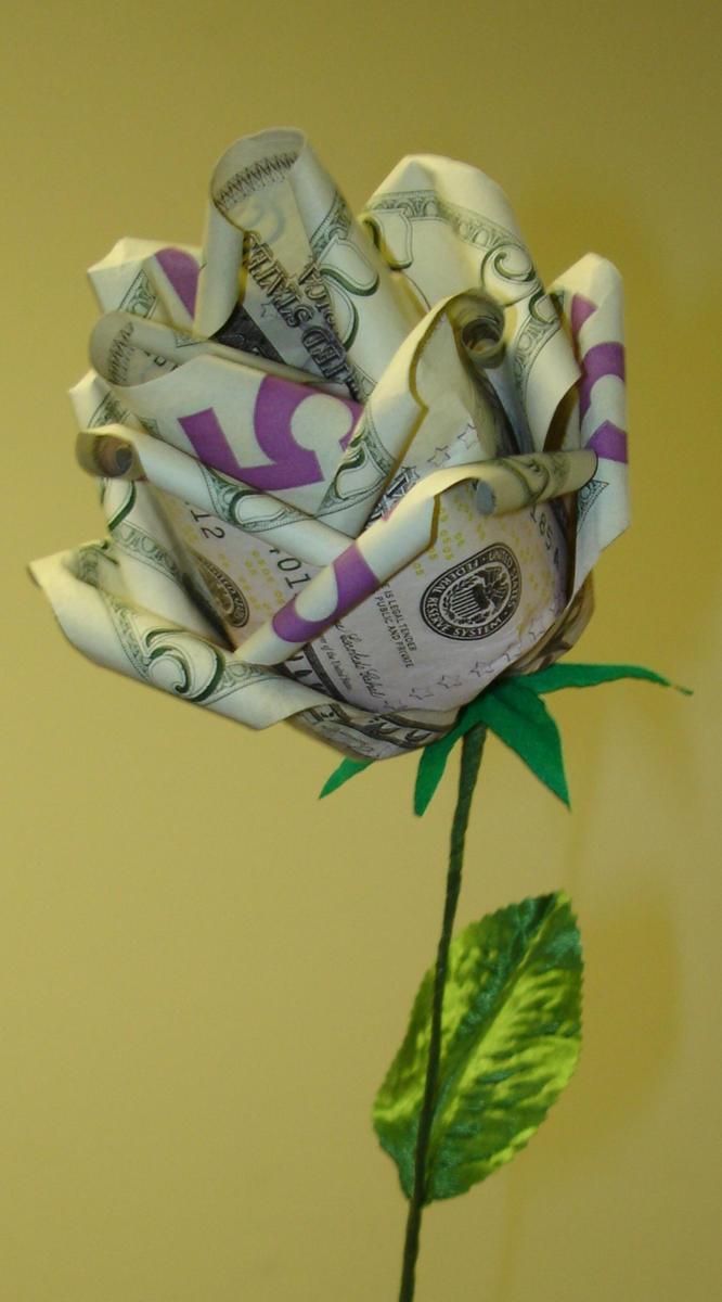 MONEY FOLDING ORIGAMI « EMBROIDERY & ORIGAMI - photo#3