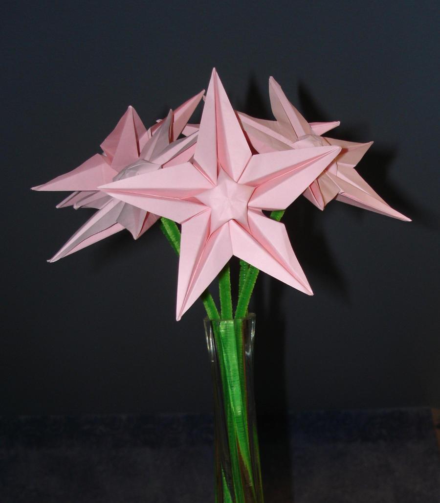 Origami star flowers by pandaraoke on deviantart origami star flowers by pandaraoke origami star flowers by pandaraoke mightylinksfo