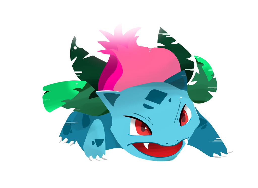 Pokemon Ivysaur