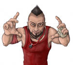 Vaas - Far Cry 3 by ArhyaM