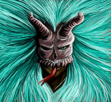 Mask by ArhyaM