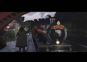 Illustrator -- Welcome to Hogwarts by ArhyaM