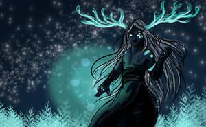 The Reindeer by ArhyaM