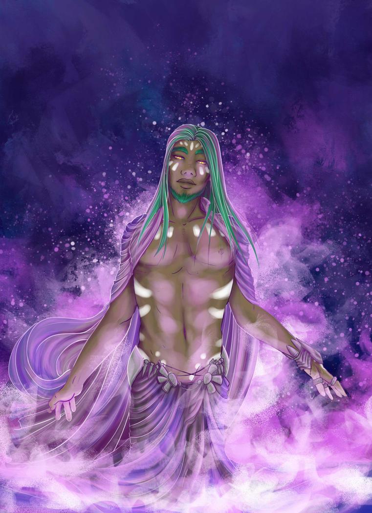 The High Priest by ArhyaM