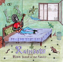 Rainbow-Black Sheep of the Family (tribute cover)