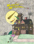 Maniac Mansion - old artwork