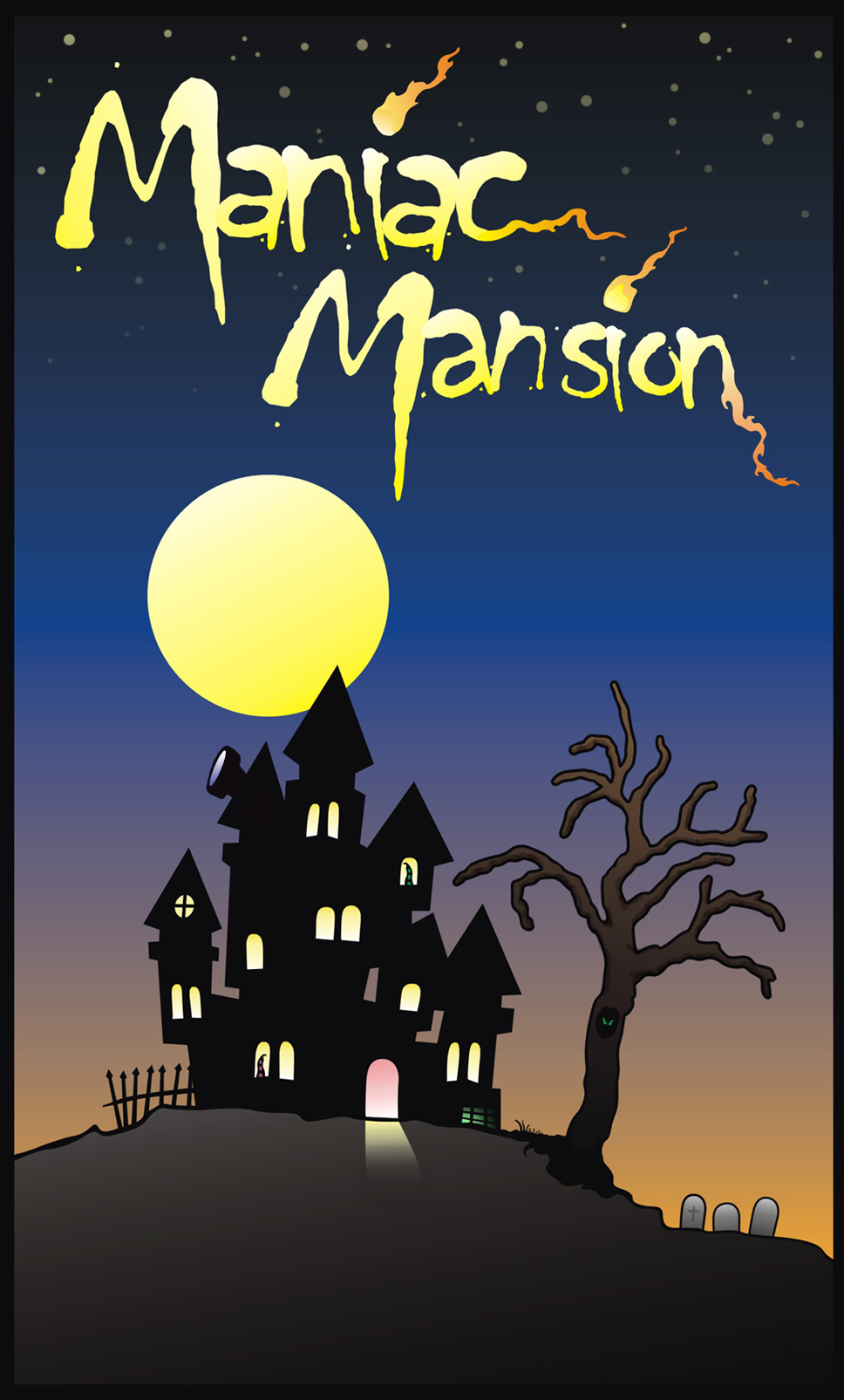 Maniac Mansion redux