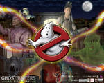 Ghostbusters game wallpaper 1