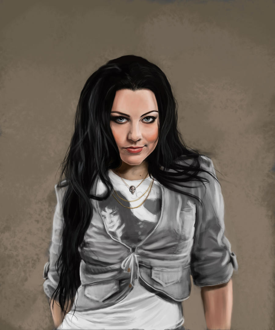 Amy Lee by Nelsonito