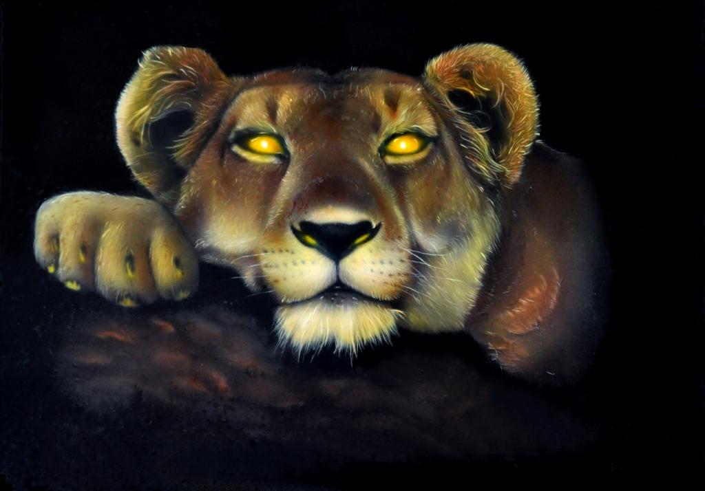 leona by Nelsonito