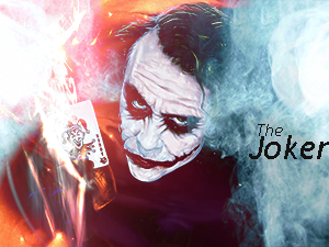 TheJoker by TheChristianM