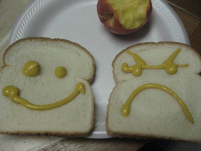 happy face sad face. happy face sad face. happy