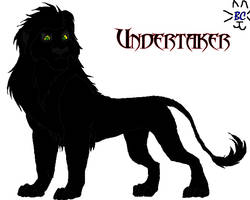Undertaker Lion by BluecheetahX3