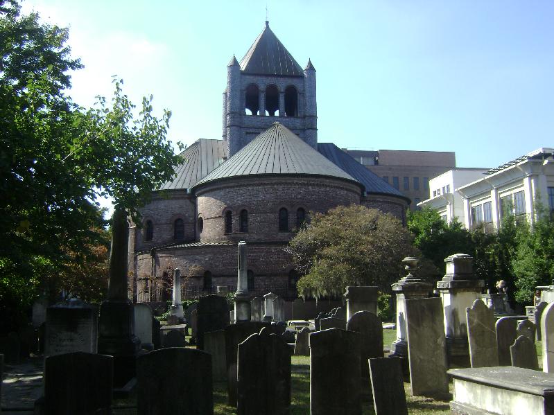 Charleston Sc Circular Church By Bluecheetahx3 On Deviantart