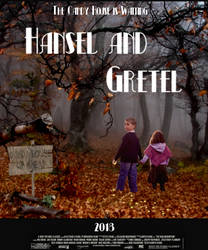 Hansel and Gretel Movie Poster by BrittForbes