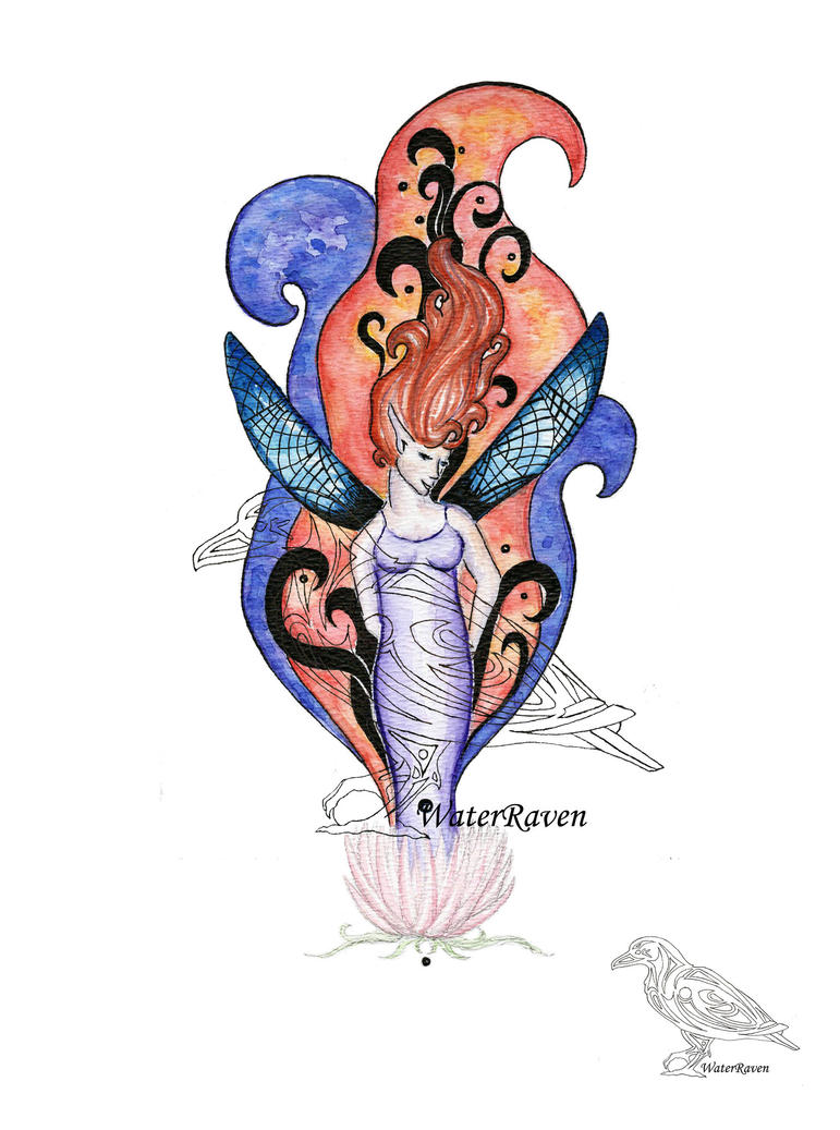 Fairy Commission by SarahWaterRaven
