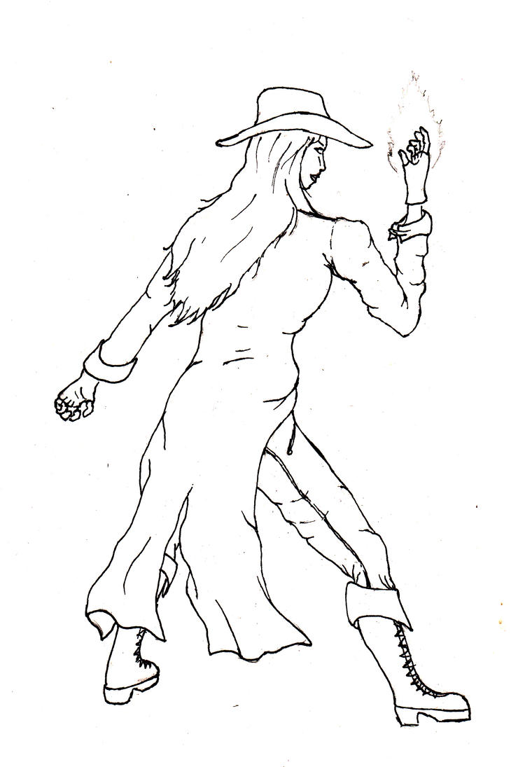 wildwest coloring pages - photo#26