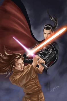 Zekk duels Jaina