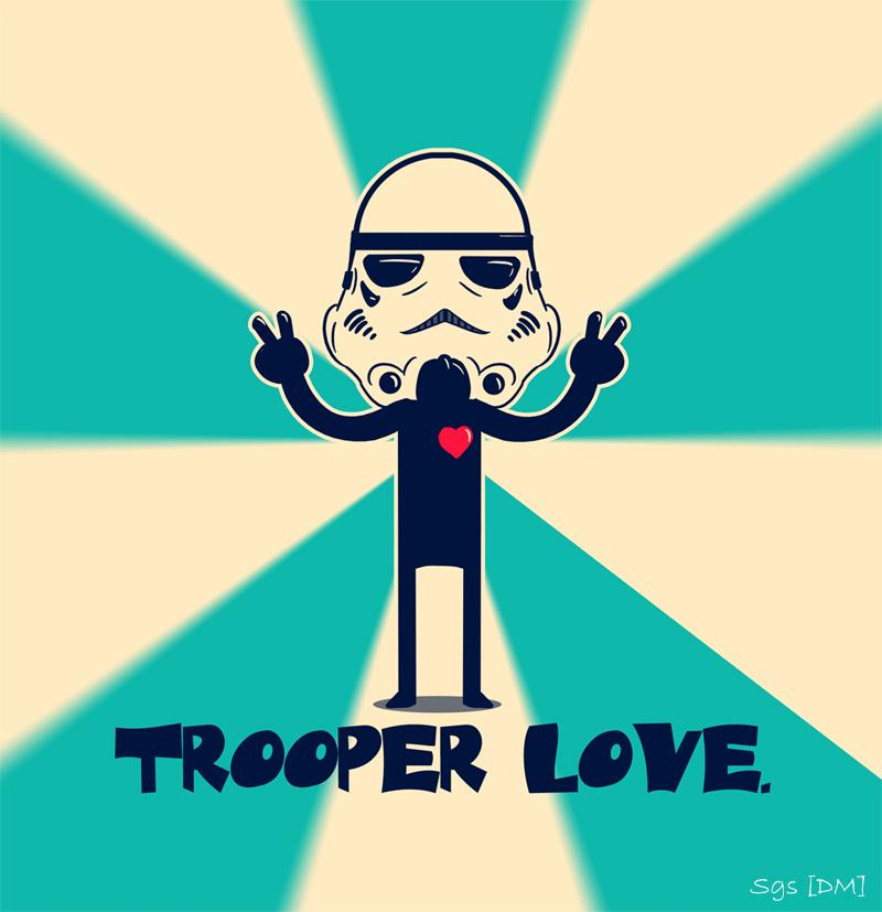 Trooper Love by DarthMorlun