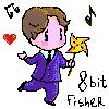 8 bit fischer by TatianaOnegina