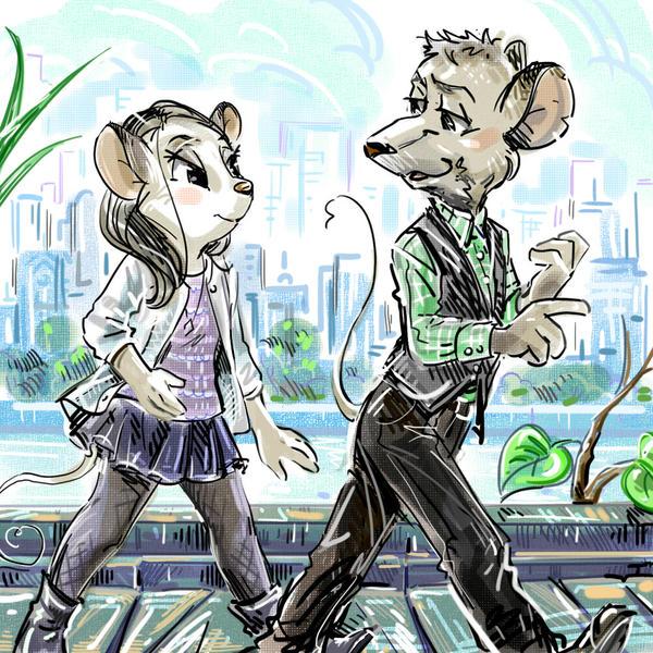 detectives by TatianaOnegina