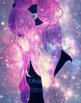 PastelGoth Girl