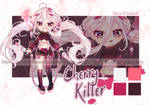 [Closed] Cherry Killer - Collab Adoptable
