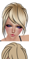 Imvu Hair Tutorial Sorta by MightyProp