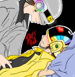 Robots in Love by KakashiUmino