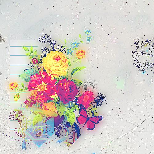 Textures & C4d Florez_by_xeccentricity-d2z5b50